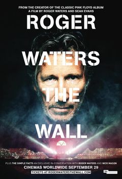 Affiche Roger Waters The Wall