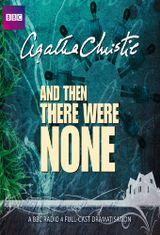 Affiche Agatha Christie : Dix Petits Nègres
