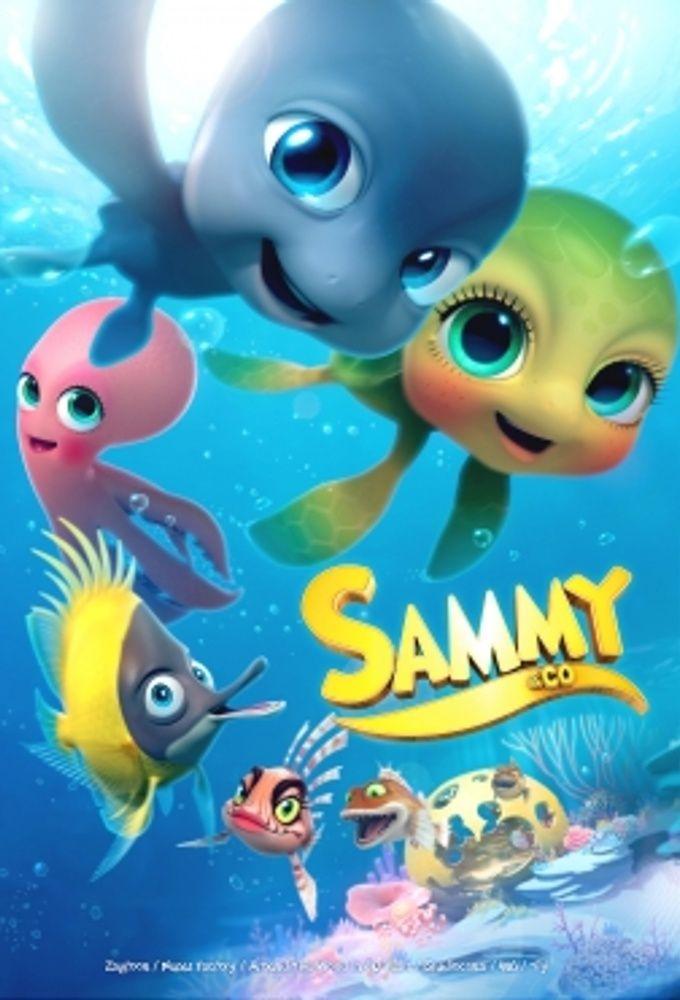 Sammy & Co n° 5 les secrets de la mer