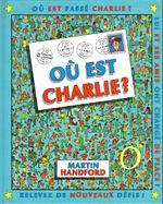 Couverture Où est Charlie ?