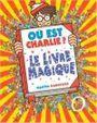 Couverture Où est Charlie ? Le Livre magique