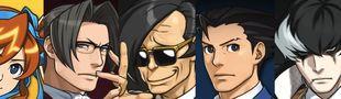 Cover Votre Honneur, voici ma dernière preuve : un Top Ace Attorney !
