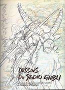 Couverture Dessins du Studio Ghibli