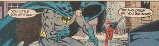 Cover Chronologie Batman pré New52