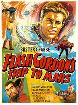 Affiche Les nouvelles aventures de Flash Gordon