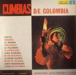 Pochette Cumbias de Colombia