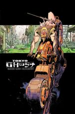 Couverture Tokyo Ghost (2015 - 2016)