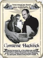 Affiche Comtesse Hachisch