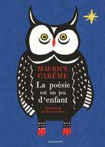 Couverture Maurice Carême