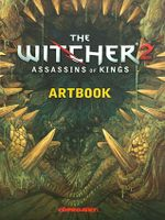 Couverture The Witcher 2: Assassins of Kings Artbook