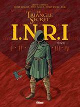 Couverture I.N.R.I - Intégrale Tomes 01 à 04