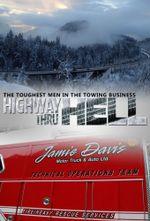 Affiche La Route de l'enfer