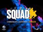 Jaquette Squad : Communicate. Coordinate. Conquer