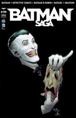 Couverture Batman Saga 39