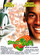 Affiche Space Jam