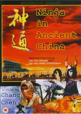 Affiche Ninja in Ancient China