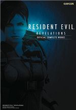 Couverture Resident Evil Revelations : Official Complete Works
