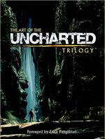 Couverture The Art of the Uncharted Trilogy