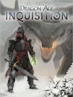Couverture The Art of Dragon Age: Inquisition