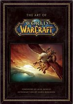 Couverture The Art of World of Warcraft
