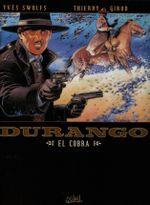 Couverture El Cobra - Durango, tome 15