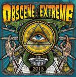 Pochette Obscene Extreme 2015
