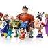Illustration Imaginez un jeu Super Smash Bros...Disney !