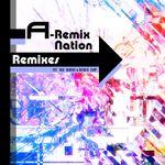 Pochette A-Remix Nation Remixes