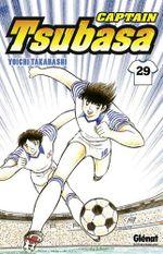 Couverture Captain Tsubasa, tome 29