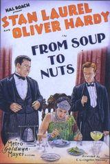 Affiche De la soupe populaire au caviar