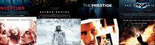 Cover Films de Christopher Nolan