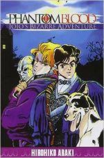 Couverture Phantom Blood, Vol.1 - Jojo's Bizarre Adventure (Saison 1), tome 1