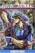Couverture Phantom Blood, Vol.2 - Jojo's Bizarre Adventure (Saison 1), tome 2