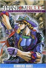 Couverture Phantom Blood, Vol.2 - Jojo's Bizarre Adventure (Saison 1), tome 2