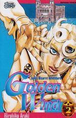 Couverture Golden Wind, Vol.2 - Jojo's Bizarre Adventure (Saison 5), tome 48