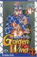 Couverture Golden Wind, Vol.4 - Jojo's Bizarre Adventure (Saison 5), tome 50