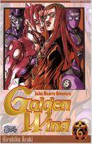 Couverture Golden Wind, Vol.6 - Jojo's Bizarre Adventure (Saison 5), tome 52