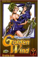 Couverture Golden Wind, Vol.7 - Jojo's Bizarre Adventure (Saison 5), tome 53