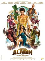 Affiche Les Nouvelles Aventures d'Aladin