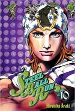 Couverture Steel Ball Run, Vol.10 - Jojo's bizarre adventure (Saison 7) T90