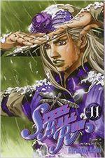 Couverture Steel Ball Run, Vol.11 - Jojo's bizarre adventure (Saison 7) T91