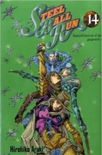 Couverture Steel Ball Run, Vol.14 - Jojo's bizarre adventure (Saison 7) T94