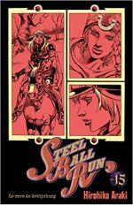 Couverture Steel Ball Run, Vol.15 - Jojo's bizarre adventure (Saison 7) T95