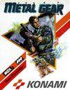 Jaquette Metal Gear