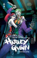 Couverture Complètement marteau - Harley Quinn, tome 1