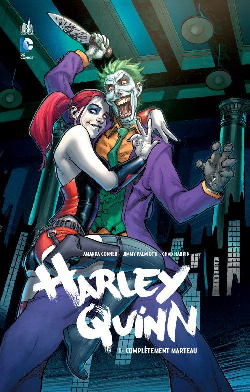 SensCritique BD Complètement marteau - Harley Quinn, tome 1