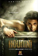Affiche Houdini, l'illusionniste