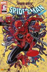Couverture Spider-Verse Team-Up - Spider-Man Universe, tome 15