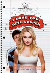 Affiche I Love You, Beth Cooper
