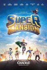 Affiche SuperMansion